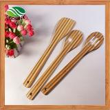 Ensemble d'ustensiles de cuisine en bambou de 3PCS