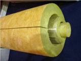 Laine de pierre pour la tuyauterie / Isolation de laine de roche - Fabricant