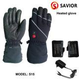 屋外スポーツの再充電可能なリチウム電池の熱くする手袋(S-01)