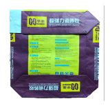 Packpapier-Ventil-Beutel Brown-Für Industrie-Kleber-Verpackung