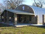 Edifício de exploração agrícola da construção de aço com telhado do arco (KXD-SSW151)