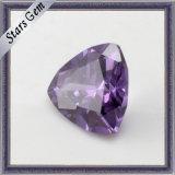 Различный Gemstone Zircon цвета триллиона отрезанный для ювелирных изделий