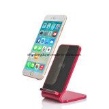 Neue Telefon-Zubehör-drahtlose Aufladeeinheit für allen Qi-elektrischen Standardtypen für iPhone Aufladeeinheit