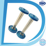 البلاستيك مقياس الجريان قياس دوار لقياس المياه أو الهواء