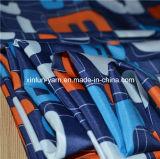 Tecido de impressão por transferência de calor para roupas/têxteis