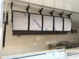 装置Kebabヴァンの調理を用いる強い食糧販売のキオスクのガラススライディングウインドウ