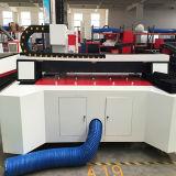 Автомат для резки лазера квадрата пробки строительного оборудования CNC