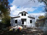 Полуфабрикат светлое здание дома стальной структуры живущий (KXD-SSB53)