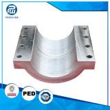 Micro feito sob encomenda da fabricação de metal do CNC que faz à máquina fazer à máquina do aço inoxidável