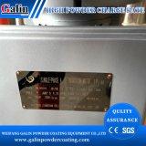 Capa electrostática manual del polvo del acero inoxidable de Galin/máquina vibrante del tamiz del aerosol/de la pintura