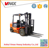 Vmax 3.0tonの中国エンジンXinchaic490エンジンを搭載する自動ディーゼルフォークリフト