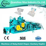 El adulto Lleno-Servo eficiente levanta la máquina del pañal con el Ce (CNK300-SV)