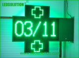 Différents types de pharmacies LED Cross Display