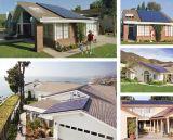 Новое цена набора панели солнечных батарей 5kw для домашней пользы