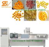 Il cereale squilla gli spuntini macchina, macchinario delle arricciature