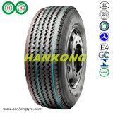 Pneu sans chambre de camion lourd de remorque du pneu TBR de roues (385/65R22.5, 445/65R22.5)