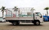 Isuzu/HOWO 100p 4X2 98HP 1.5 Tonnen-Feuergebührenladung-LKW
