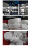 Punção única hidráulico comprimidos de ácido tricloro Tablet Cloro Pressione
