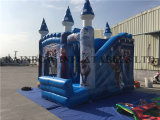 2 Jahre Warranty 4.5X5m China Inflatable federnd Castles/Inflatable Bouncer Castle