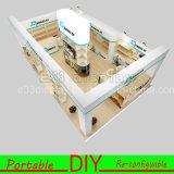 알루미늄 물자 표준 휴대용 전람 부스 진열대