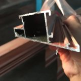 Preço da parte inferior do fornecedor de Dali para a porta deslizante de alumínio com Flyscreen