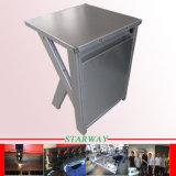 Kundenspezifisches Edelstahl-Blatt Trollery oder Zahnstangen-Blech mit Metallherstellung-Teilen
