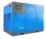 185kw 공기 냉각 새로운 에너지 절약 직접 몬 나사 압축기