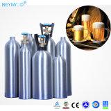 Cerveja de bebidas do melhor preço do cilindro de alumínio de CO2