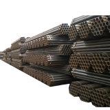 Общих выбросов углекислого газа Q235/Q195 ВПВ сварной черный железный круглые трубы