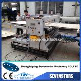 Linea di produzione della scheda della gomma piuma della mobilia del PVC con servizio professionale