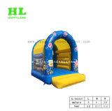 Bouncer gonfiabile poco costoso di divertimento del gioco gonfiabile del giocattolo della lumaca per il bambino