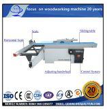 Panneau de contrôle électrique précise vu Table scie CNC