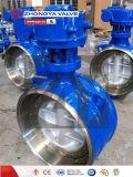 Клапан-бабочка шестерни глиста Bw DIN управляемая промышленная