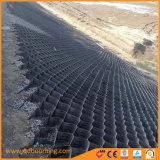 Geotessuto di plastica dell'HDPE del materiale da costruzione