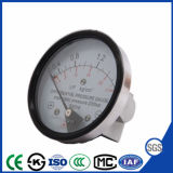 60mm High Quality와 Patent Product Magnetic Induction Differential Pressure Gauge