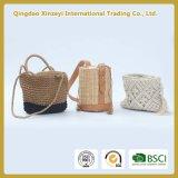 Новая женская сумка колпака соломы дамы на пляже у производителя