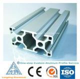 صناعة ألومنيوم قطاع جانبيّ مع إستعمالات مختلفة