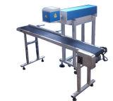10W 30W 60W de marcado láser CO2 grabado / / máquina de impresión para el cuero / plástico