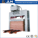 machine froide de presse de contre-plaqué hydraulique des pieds 4X8 pour le fonctionnement du bois