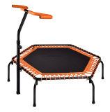 "Ronda colorida mini trampolim para as crianças, Round Trampolim Premium com caixa, 45"" Mini-Trampolim (TX-B6212-45)"