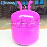 Tanque de helio descartável com capacidade de enchimento 50 balões