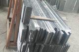 Davanzali neri Polished naturali della finestra del granito dello Shanxi