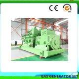 Silencio contenedor de gran potencia de 300 Kw de minas de carbón El Metano generador