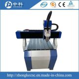 La gravure sur bois acrylique Machine de découpe CNC Router 6090 pour les petites entreprises