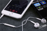 A6s no telefone estereofónico prendido orelha da orelha dos auriculares do fone de ouvido para telefones do Ios do iPhone