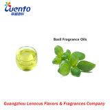 La nature de l'huile de parfum de basilic/Huile Essentielle pour la fabrication de savon