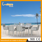 El Hotel Jardín de aluminio de alta calidad/Home/café/restaurante juego de comedor mesas y sillas muebles de patio al aire libre