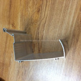 Carré, rond, différents profils d'Extrusion en alliage aluminium pour porte et fenêtre 199 tube