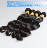 Prolonge 100% péruvienne de cheveu de Vierge d'onde de corps (KBL-pH-BW)
