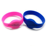 Waterproof Silicone RFID Wristband for Swimming Pool